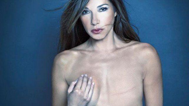 Impactante campaña de famosas contra el cáncer de mama