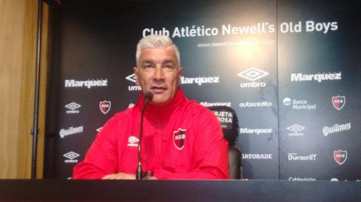 De Felippe afirmó que Oviedo pidió disculpas y está trabajando muy bien
