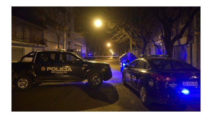 La balacera en el club Godoy dejó como saldo un chico de 15 años herido de bala en la espalda.