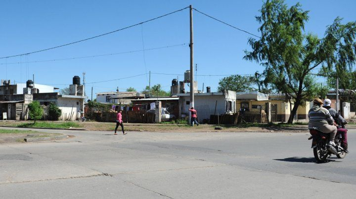 Zona sur. Ayacucho y Guillermo Tell