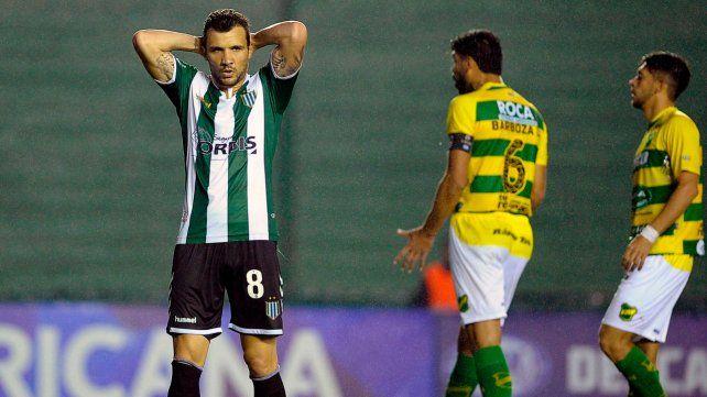 Defensa está en los cuartos de la Sudamericana