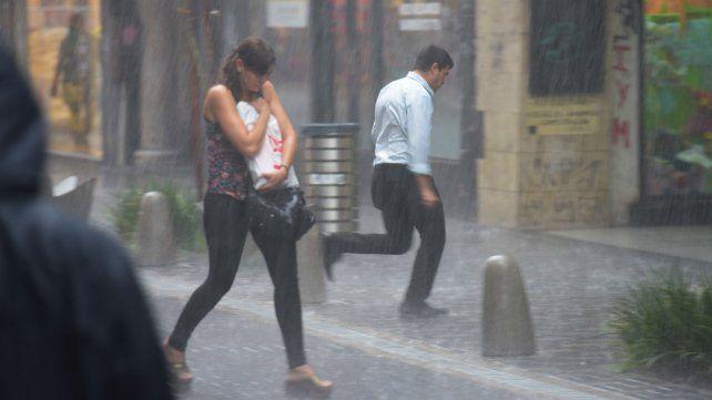 El sur de Santa Fe se encuentra bajo alerta meteorológico por fuertes tormentas