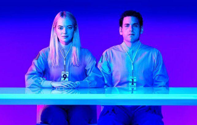 Crtíica de la serie de Netflix Maniac: solo para nerds