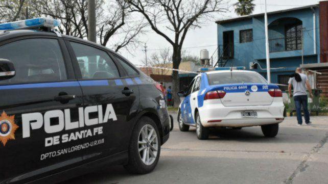 Imputado por balear a dos policías en un allanamiento