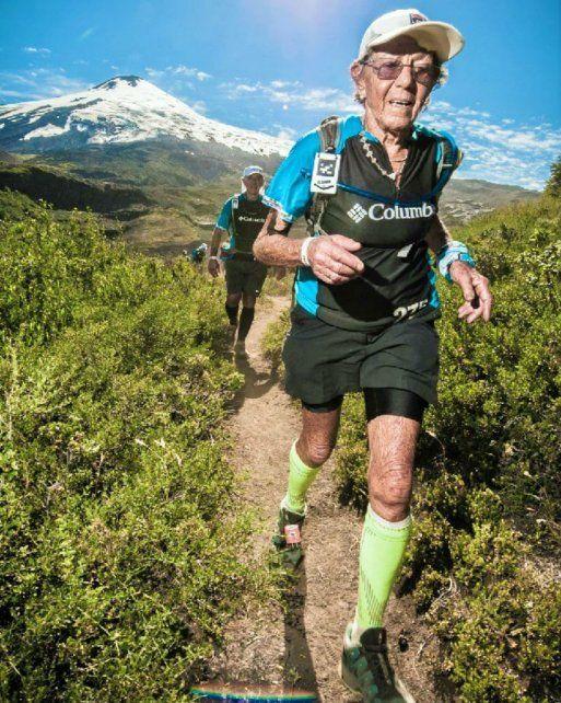 Elisa cruzó los Andes más de una vez
