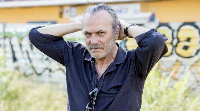 En la piel de Abraham. El actor español es conocido por algunas series de TV y por sus más de 30 películas.