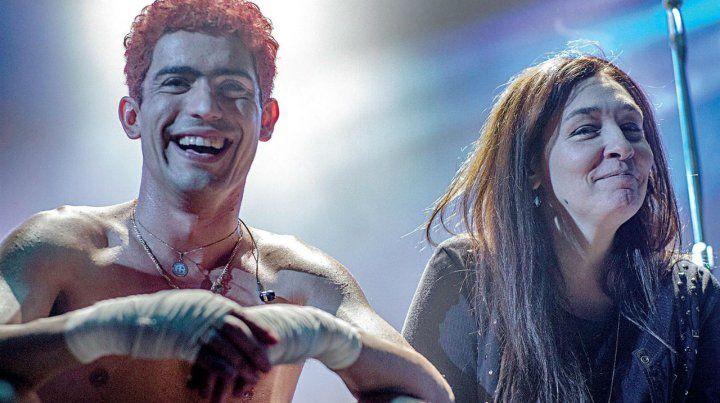 El cordobés Rodrigo Romero fue elegido por casting para interpretar a su ídolo.