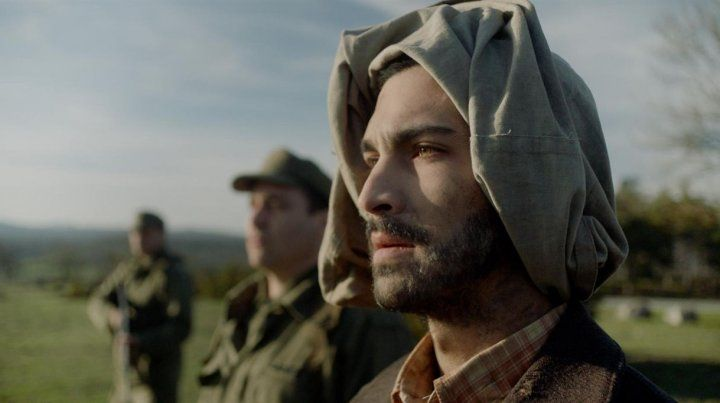 El Chino interpreta a Mauricio Rosencof