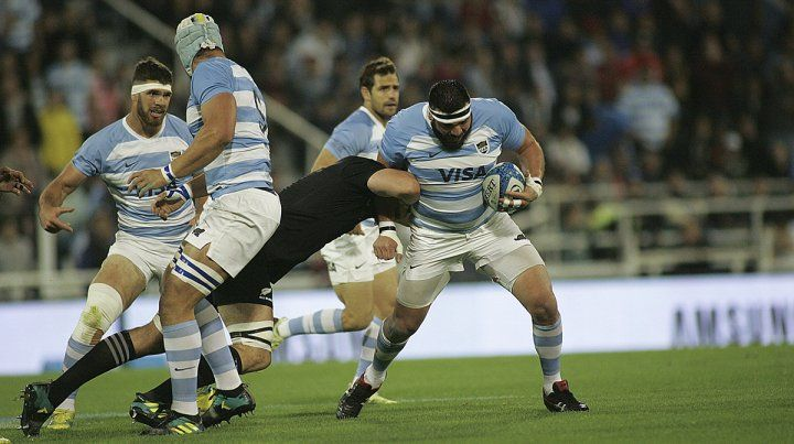 Los Pumas no pudieron repetir y cayeron ante los All Blacks