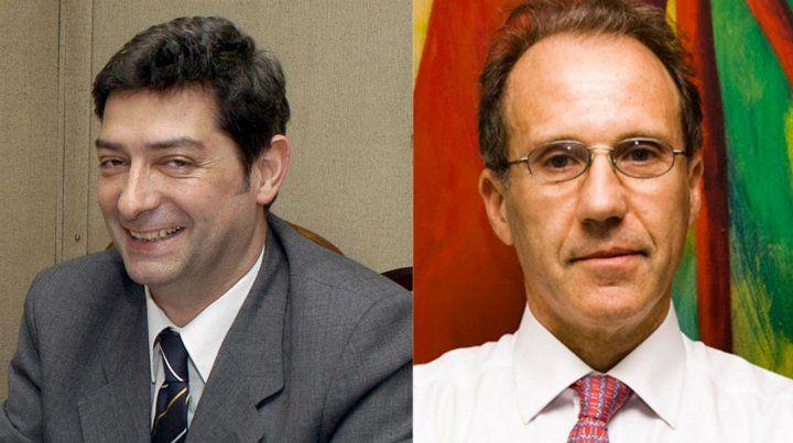 Horacio Rosatti y Carlos Rosenkrantz