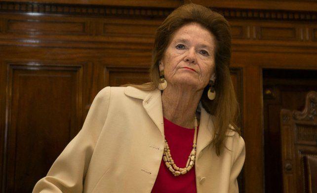 La jueza de la Corte Elena Highton de Nolasco fue denunciada por una diputada nacional.