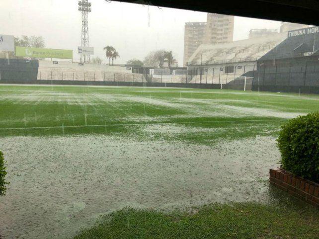 Diluvio. Durante la mañana