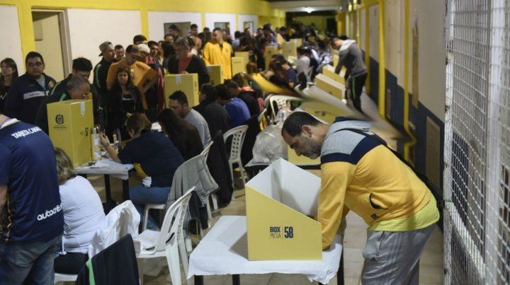 Casi 38.200 socios están habilitados para votar.
