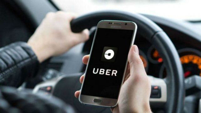 Cómo funciona Uber en Mendoza