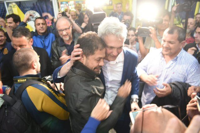 Di Pollina fue elegido presidente de Central con un triunfo aplastante