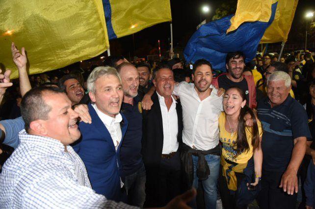 Di Pollina aseguró que el socio de Central votó un proyecto de club