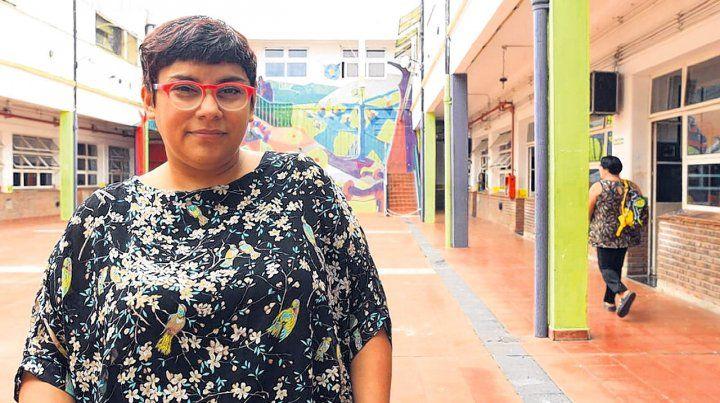 Experiencia. Silvana Corso es la directora de la escuela secundaria pública donde asisten chicos con parálisis cerebral