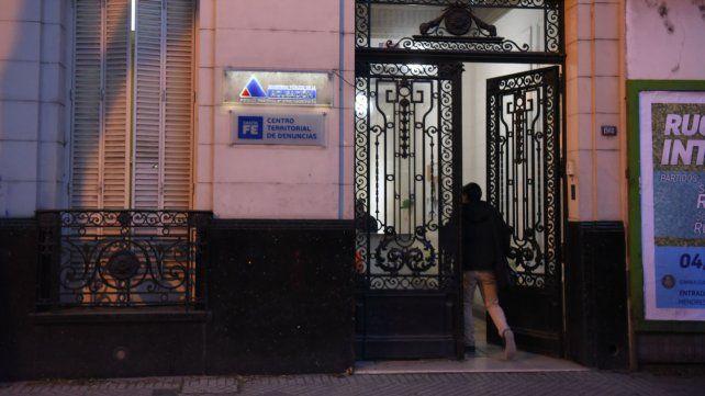 Montevideo al 1900. La sede de fiscalía fue baleada el 14 de agosto.