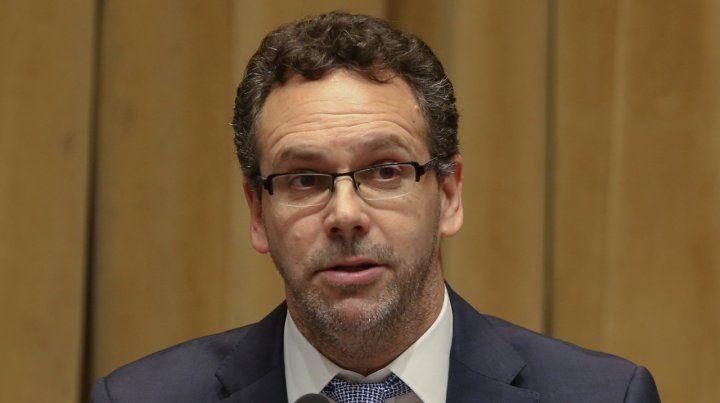 Nuevo rol. Guido Sandleris asumió días atrás como jefe del Central.