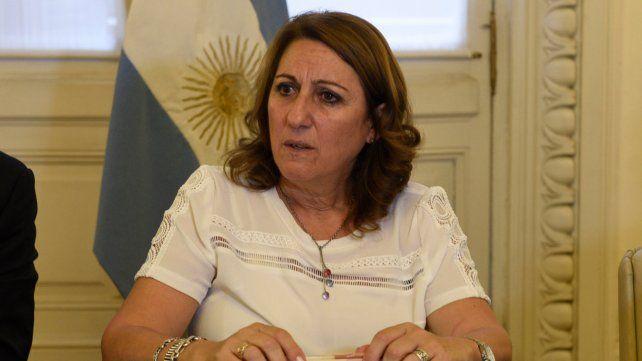 La jefa del Palacio de los Leones se despachó contra la Casa Rosada.