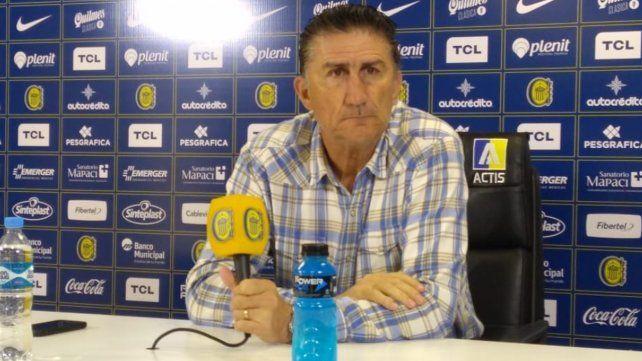 Bauza admitió que Zampedri es su única duda para el partido con Almagro