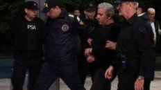 Fabián Gutiérrez, el exsecretario de Cristina kirchner fue liberado esta tarde.