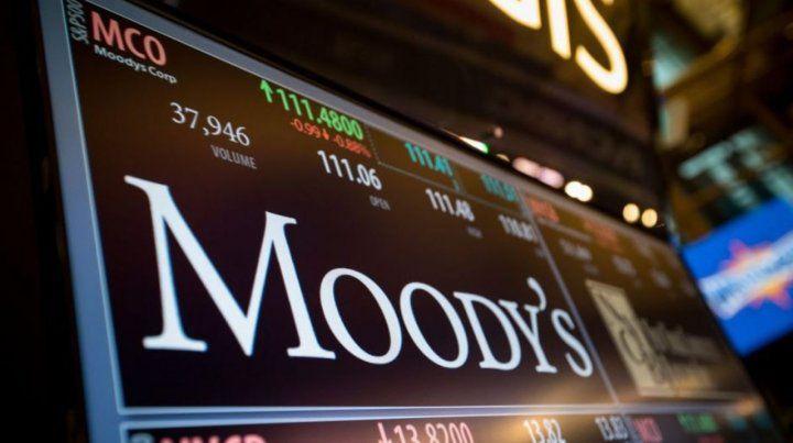 Moodys pesimista con la perspectiva económica del país