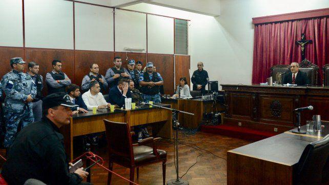 la plata. El fallo fue dado a conocer ayer al término del juicio oral por la fuga del 27 de diciembre de 2015.