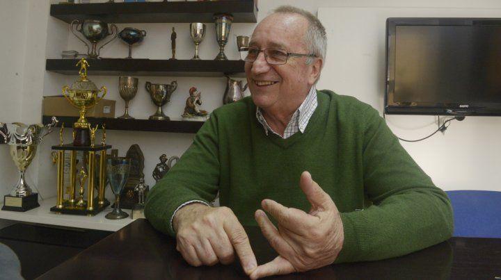 Broglia: Purificamos todo para que Di Pollina pueda gobernar