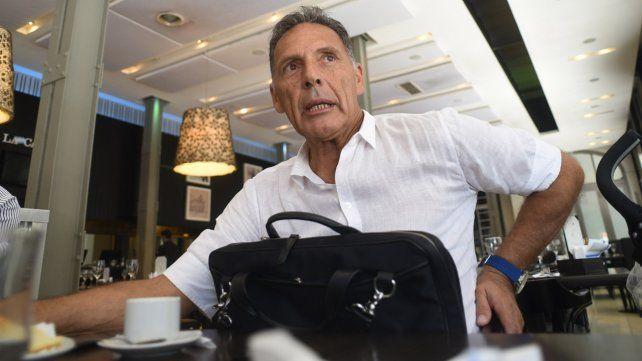 Russo: Central tiene en Bauza a un DT de jerarquía