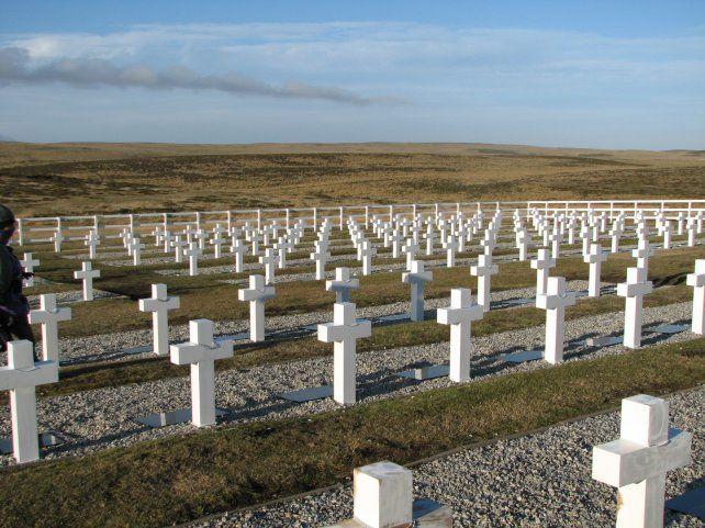 Un corondino, el soldado número 100 caído en Malvinas en ser identificado por la Cruz Roja