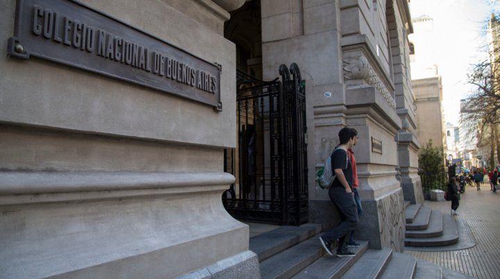 Una fiscal investiga las denuncias de acoso a alumnas del Nacional