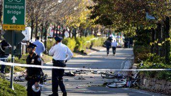 Bicicletas. Los rodados de los rosarinos tras el atentado.