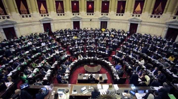 La Cámara de Diputados retoma el debate sobre el presupuesto 2019