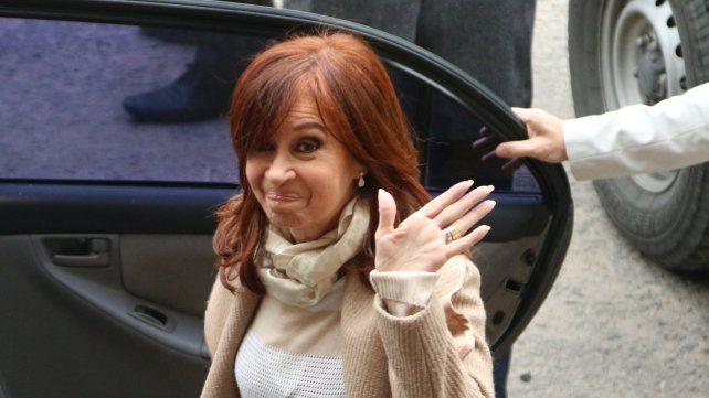El oficialismo busca avanzar en el desafuero de Cristina
