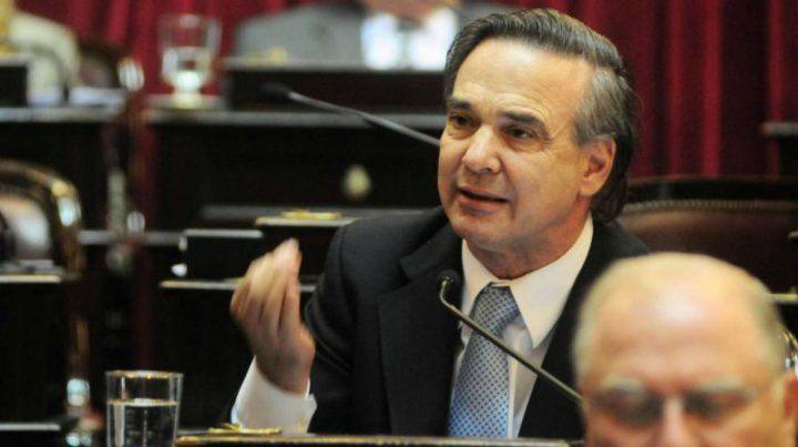 Pichetto negó acuerdo para que Carrió presida una comisión clave