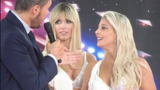 Salsa caliente de Sol Pérez y Rocío Guirao Díaz que terminó con bajo puntaje