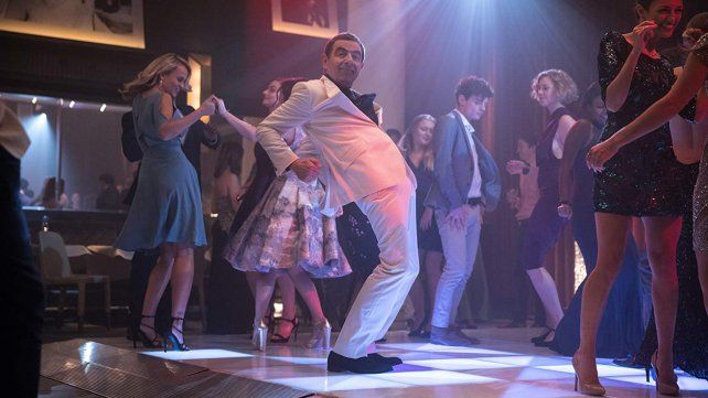 Irónico. Rowan Atkinson encarna al héroe de este filme que evoca a clásicos como 007.
