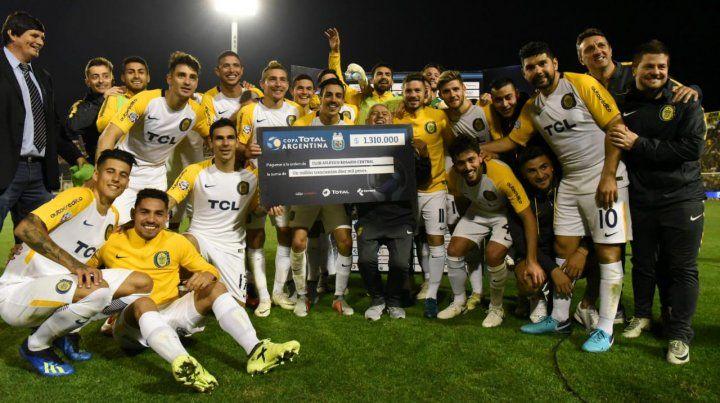 Central ganó en los penales y habrá clásico ante Newells en la Copa Argentina