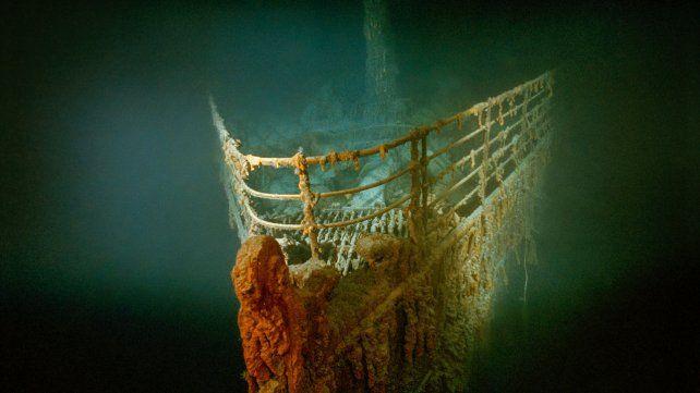 Para pocos. Los privilegiados turistas podrán bajar a más de 3.800 metros de profundidad donde están los restos del Titanic