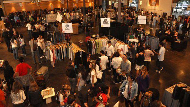 Feria de diseño en Metropolitano