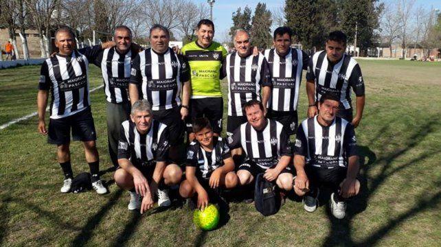 Unión Arroyo Seco pisa en el CAF