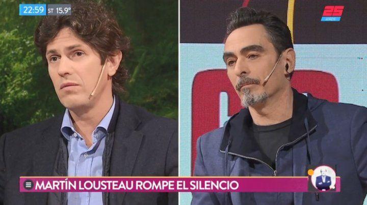 Duro cruce de Lousteau con Andahazi por descalificar al PJ