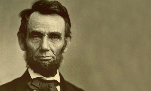Pionero. Abraham Lincoln hablaba del gobierno del pueblo