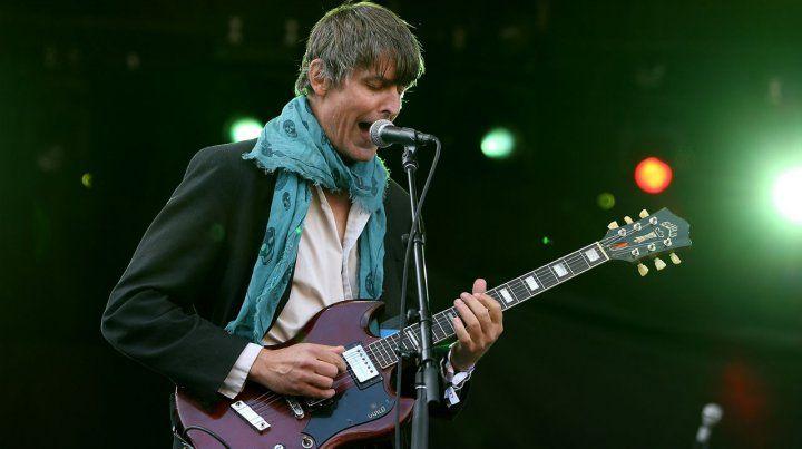 Stephen Malkmus fue el líder de Pavement en la década del noventa.