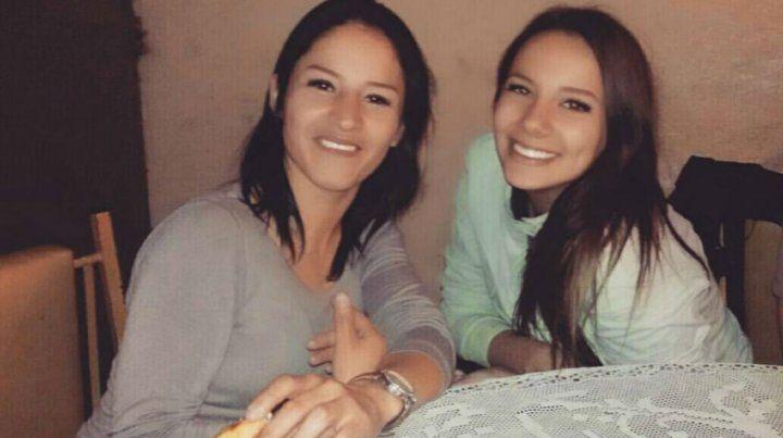 Tiempos felices. Daiana Armanino y Alejandra Ferreño