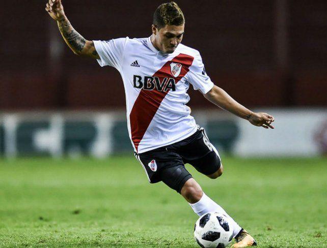 Preparado. Quintero jugará en Mendoza y luego se irá con la selección colombiana.