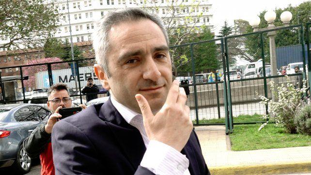 Fogonero. El diputado Larroque oficializó la iniciativa reformista.