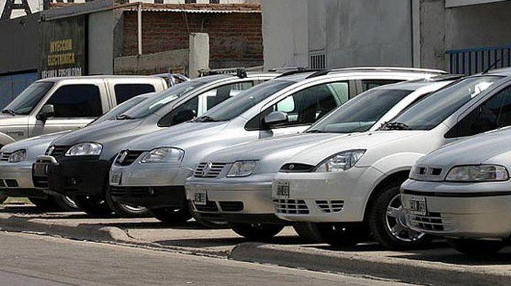 La venta de autos usados descendió 11,8 por ciento