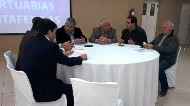 Reunión del Foro de Localidades Portuarias